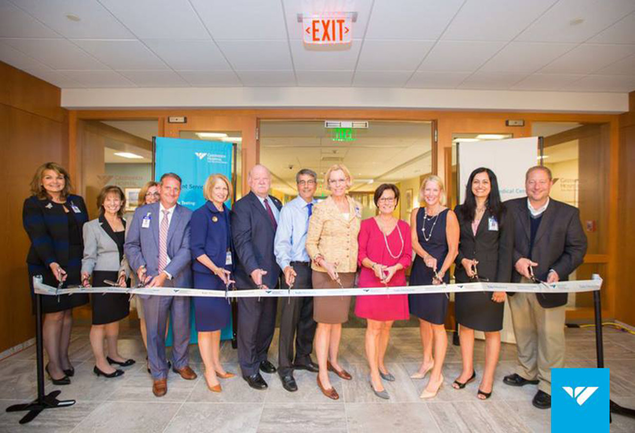 Yale-New Haven and Greenwich hospitals lease space in
